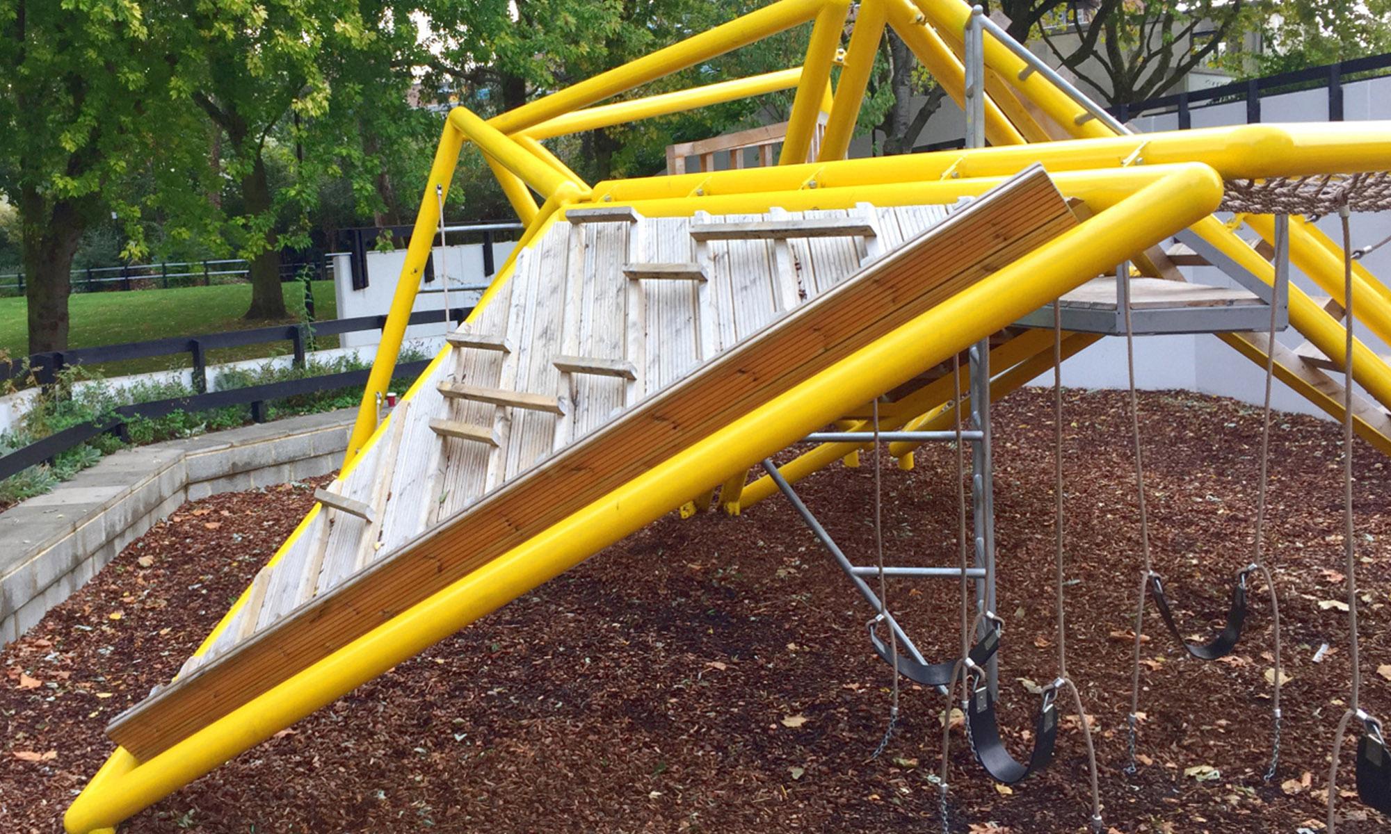 Award Winning Playground Equipment | Alexandra Road Park