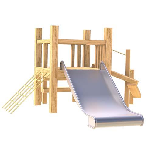 climbing frame playground equipment