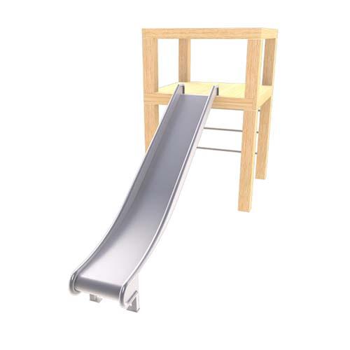natural playground equipment climbing frame no.12