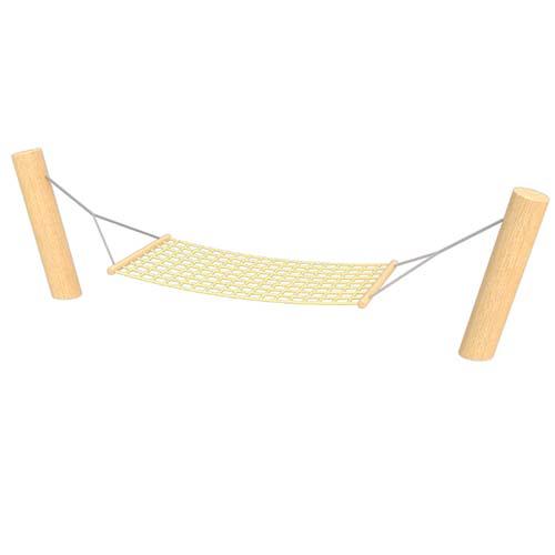 robinia hammock playground equipment