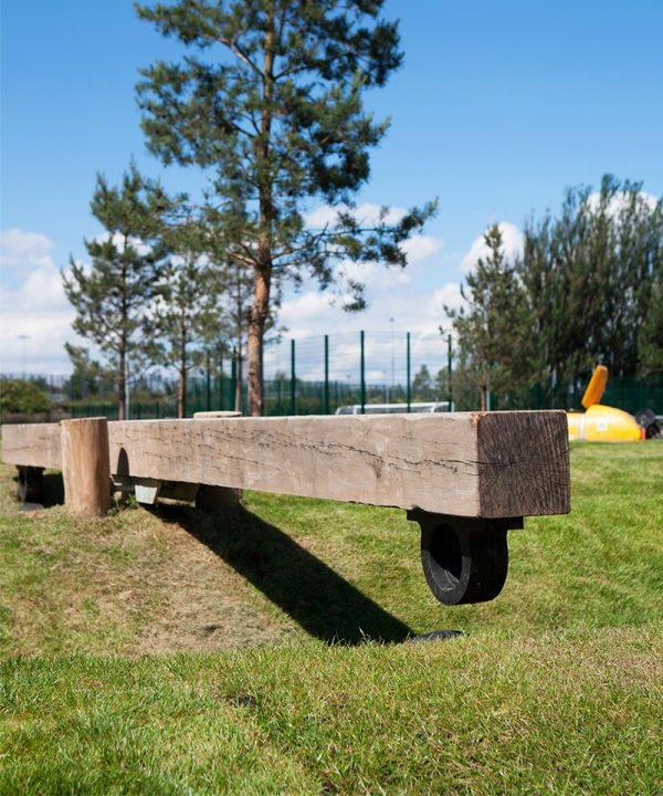 seesaws playground equipment