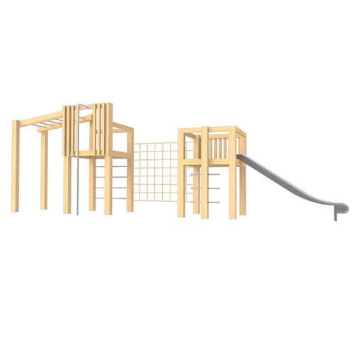 oak climbing frame no 15