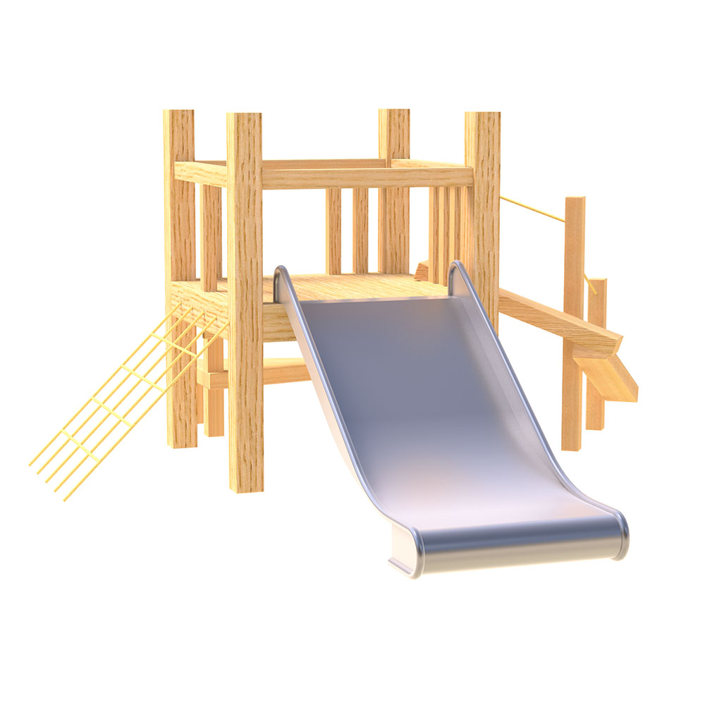climbing frame playground equipment