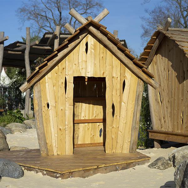 playground equipment play hut