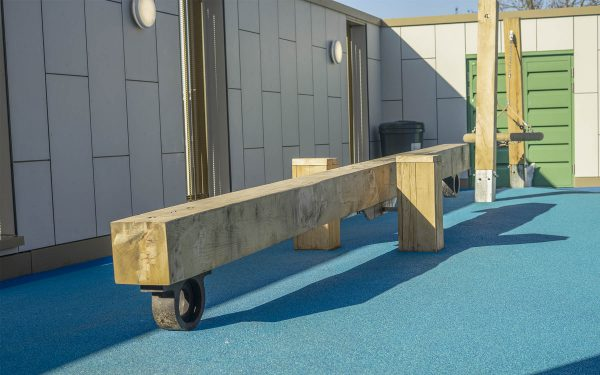 seesaws playground equipment
