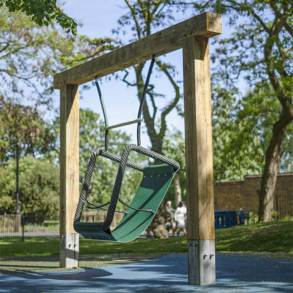 playground equipment swing