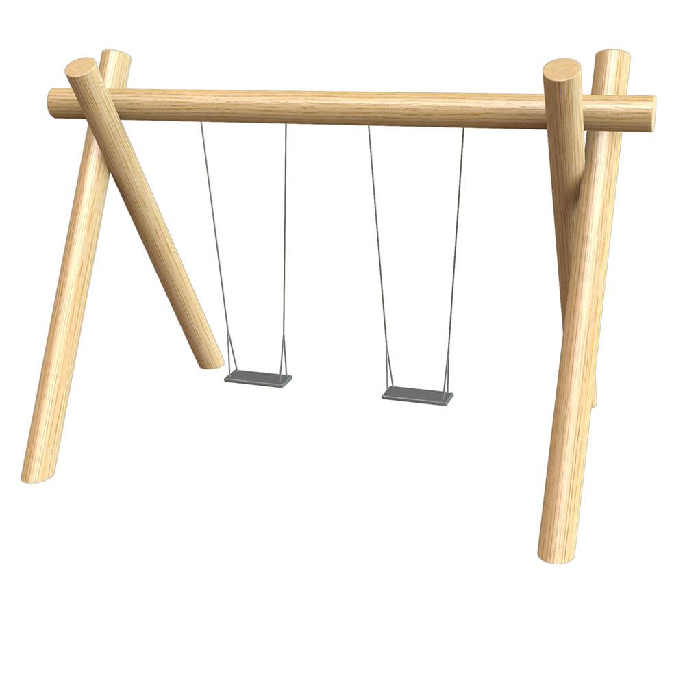 playground swings robinia