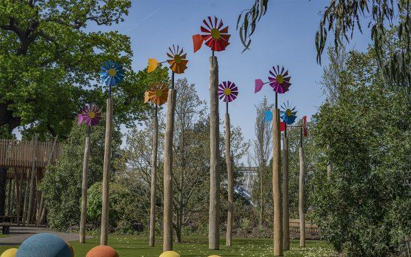 playground equipment wind play