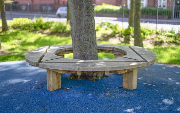 park bench no 5