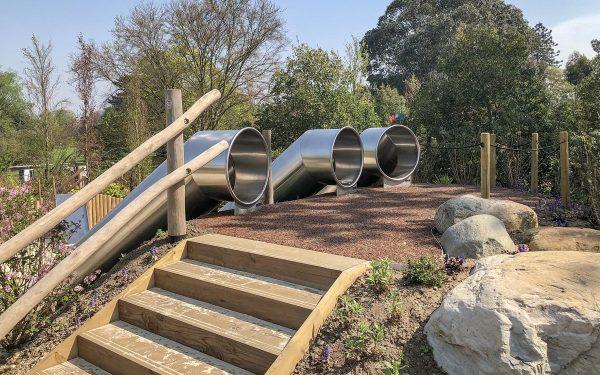 playground handrails