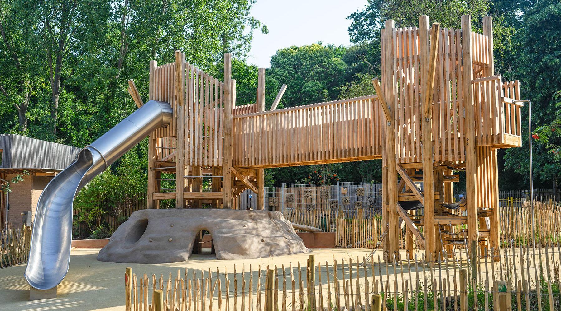 playground equipment chobham farm