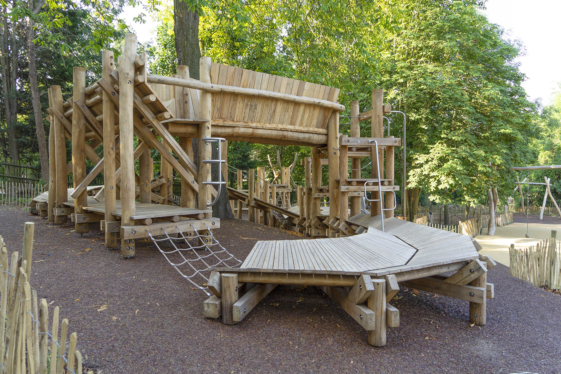 playground design and build