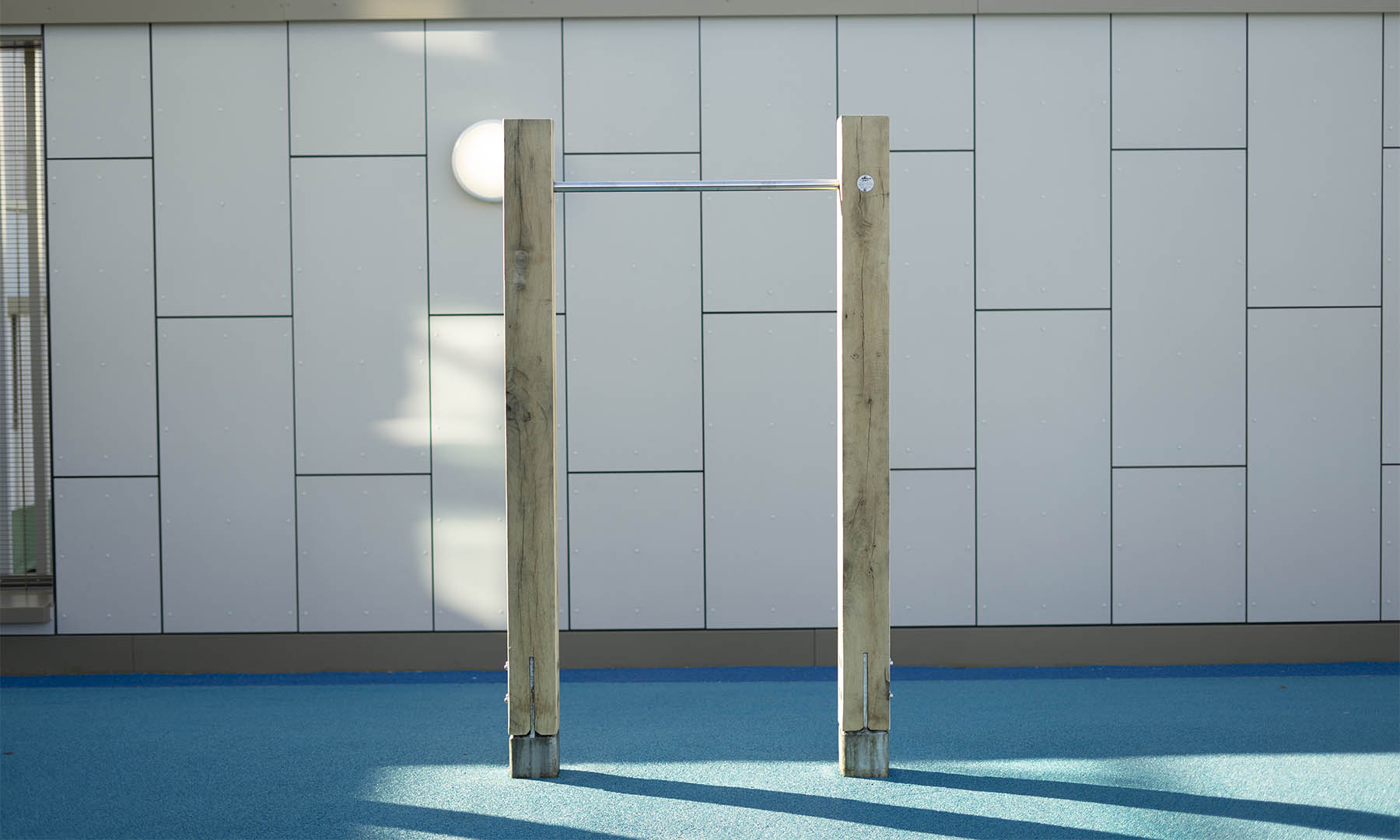 outdoor fitness equipment pull up bars