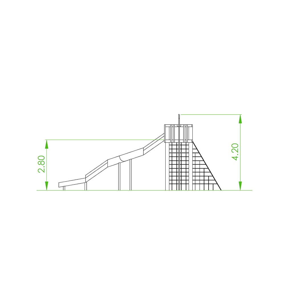 climbing frames playground equipment