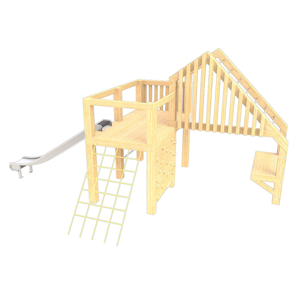 playground equipment climbing frames