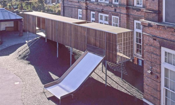 playground equipment chisenhale school
