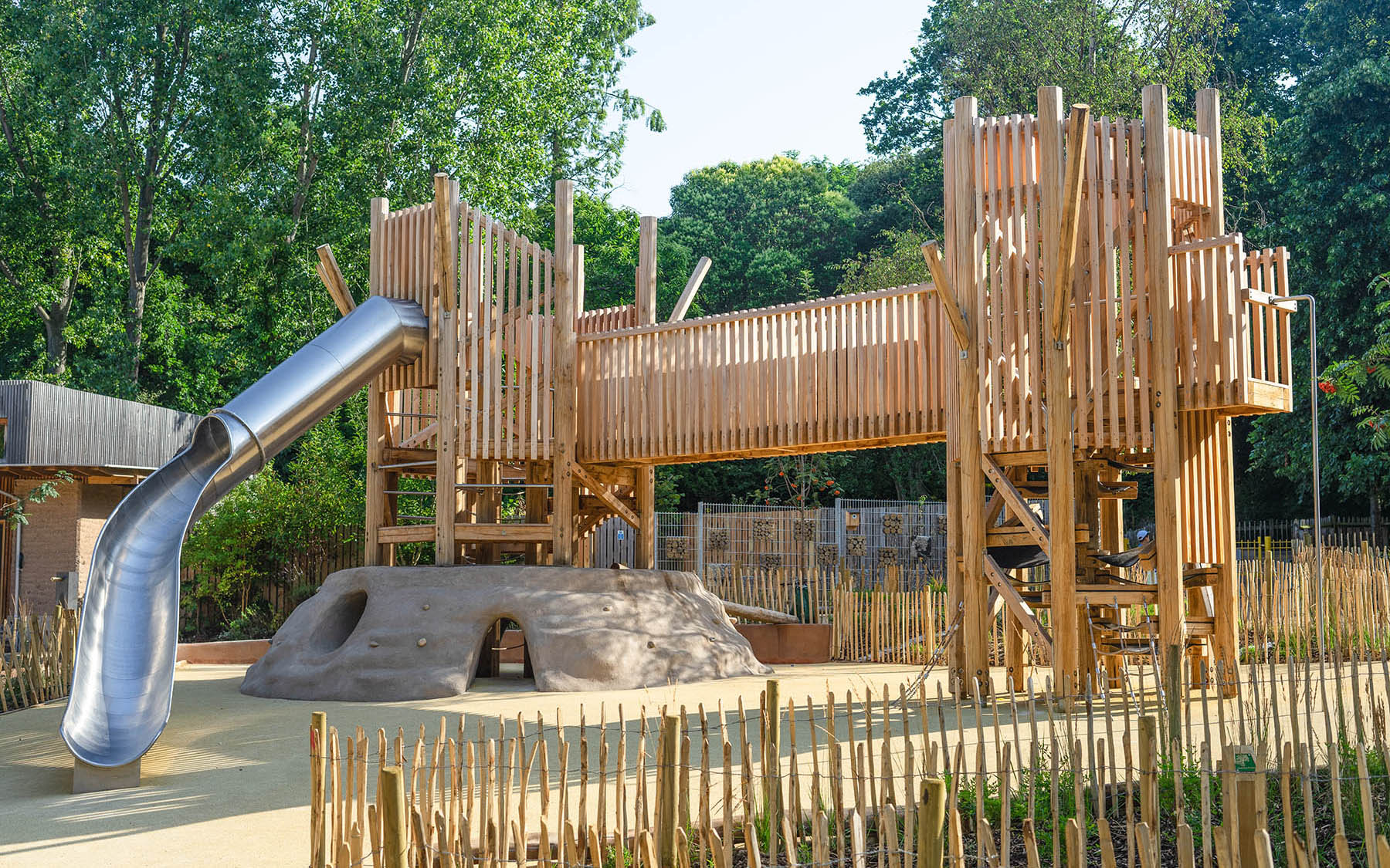 bespoke playgrounds holland park
