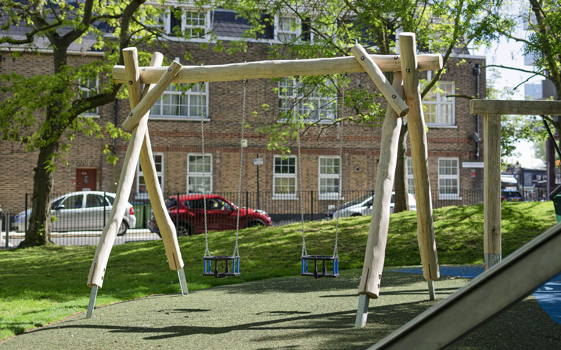 robinia swing