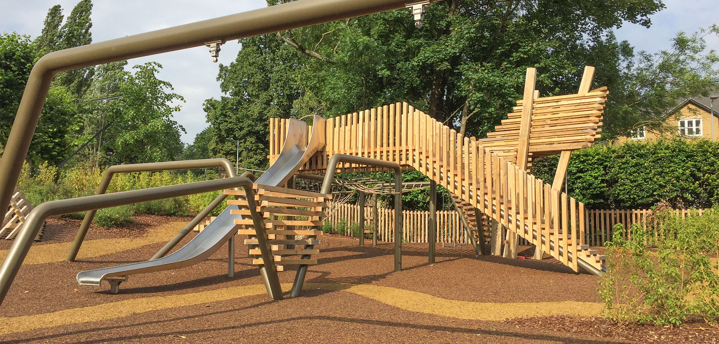 playground design and build jellicoe gardens