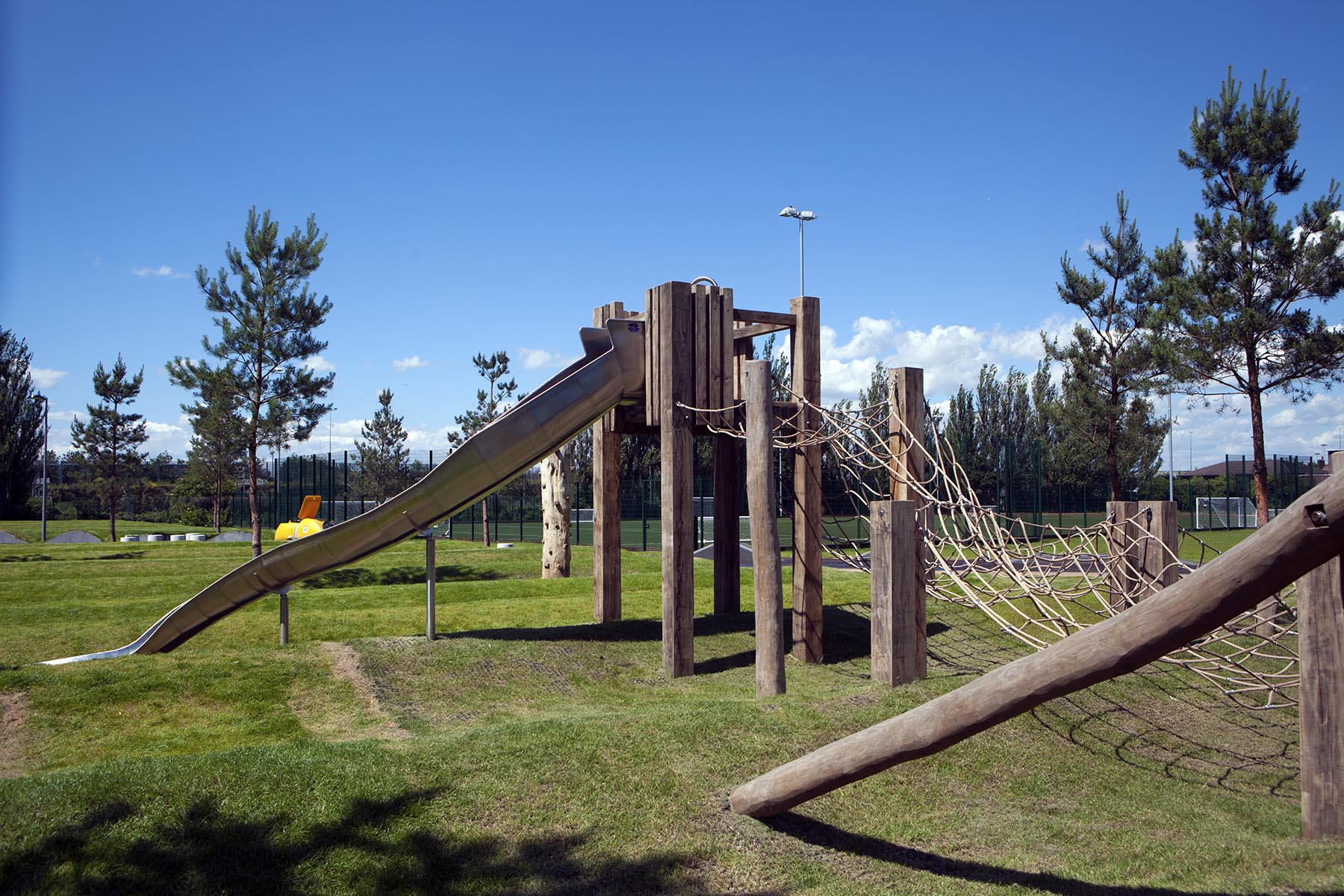 playground equipment climbing frame number eleven