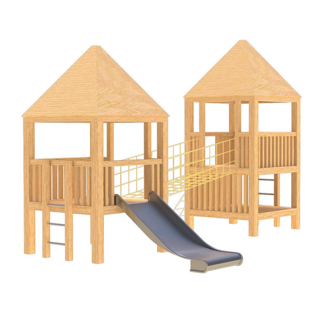 playground equipment climbing frames number three