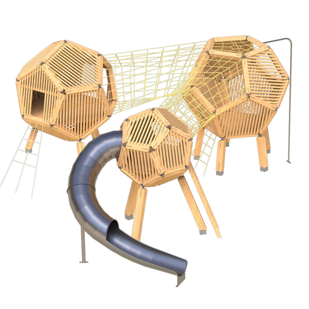 climbing frames playground equipment number six