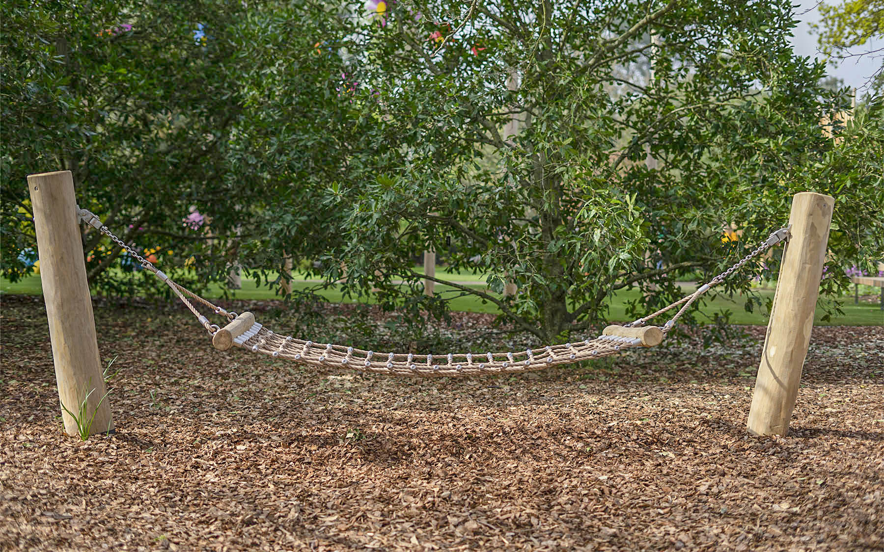 playground equipment robinia hammock