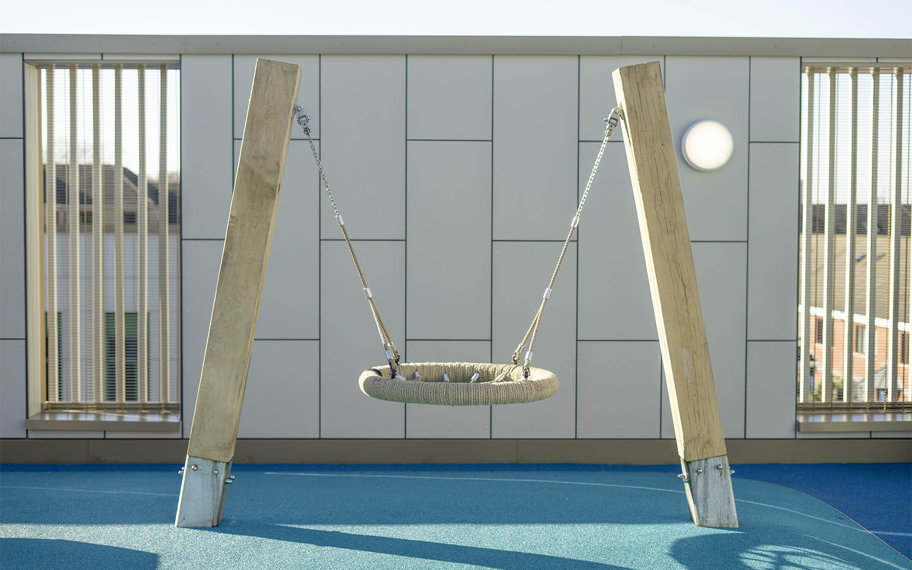 playground equipment swings
