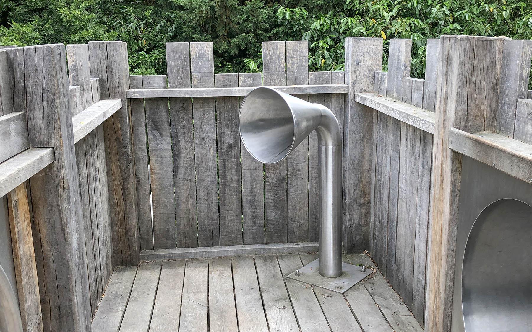 playground equipment telephone