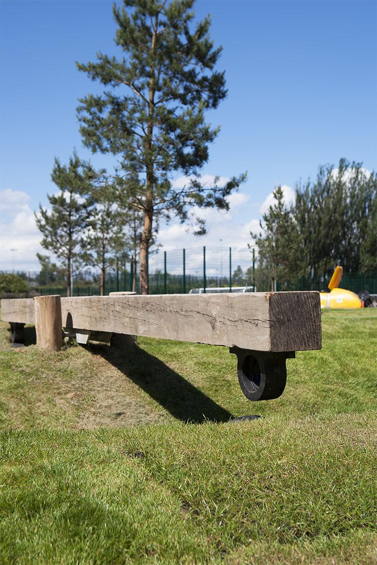 playground seesaws