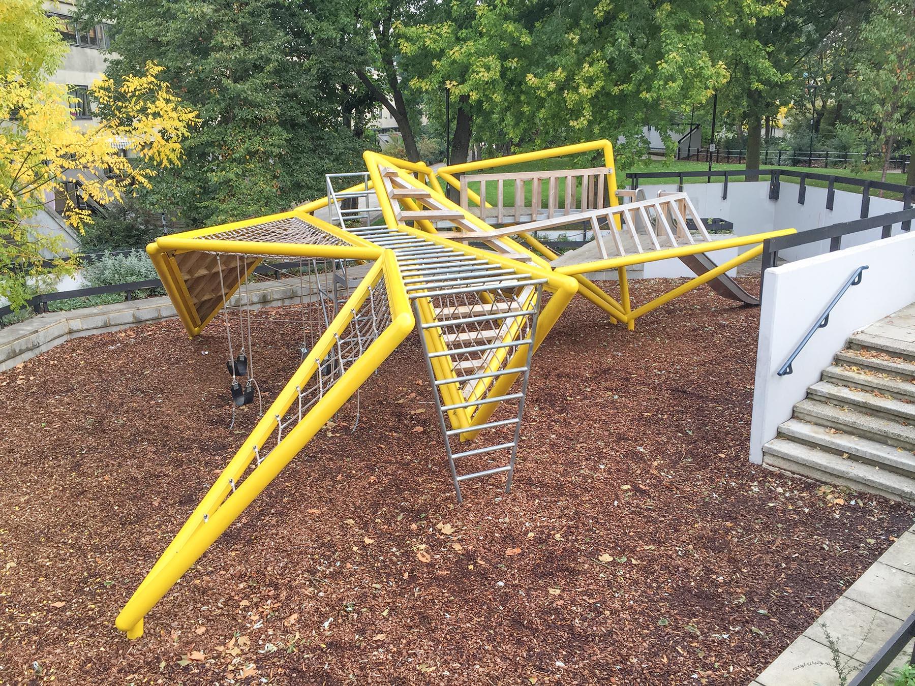 bespoke playgrounds alexandra road park
