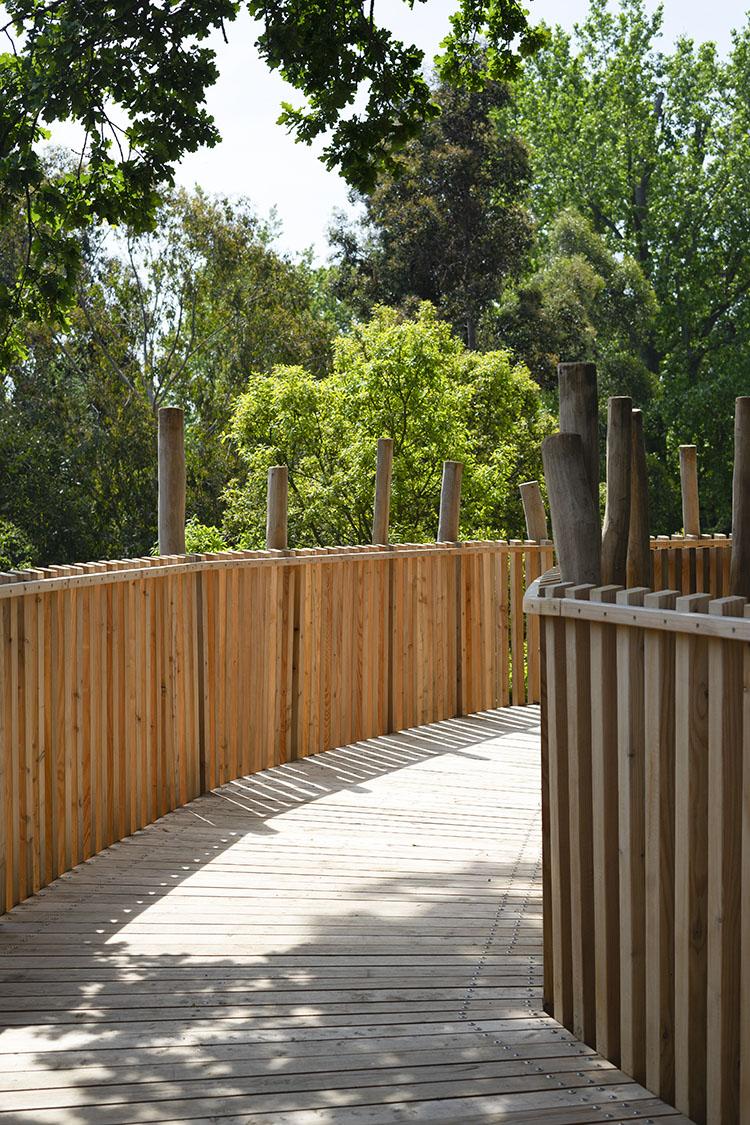 bespoke playground kew gardens