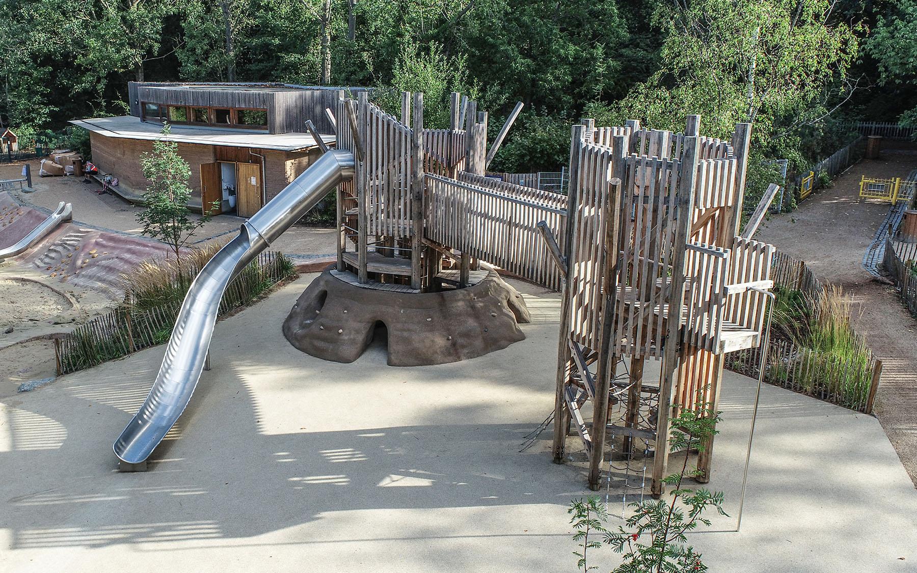 bespoke playgrounds holland park