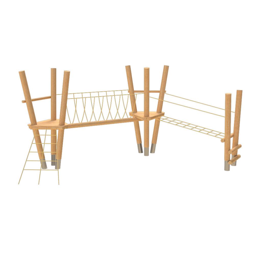 natural-playground-equipment-robinia-climbing-frames-no-25