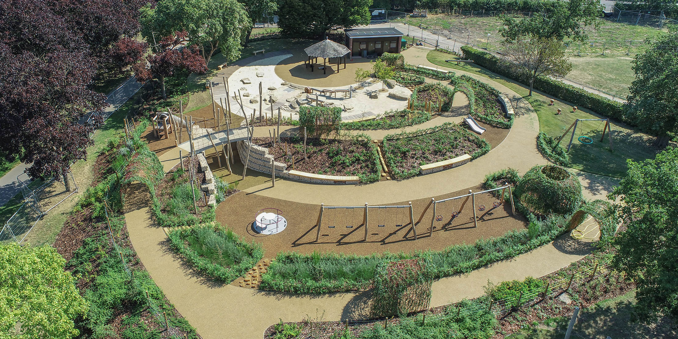 natural playground equipment gloucester gate