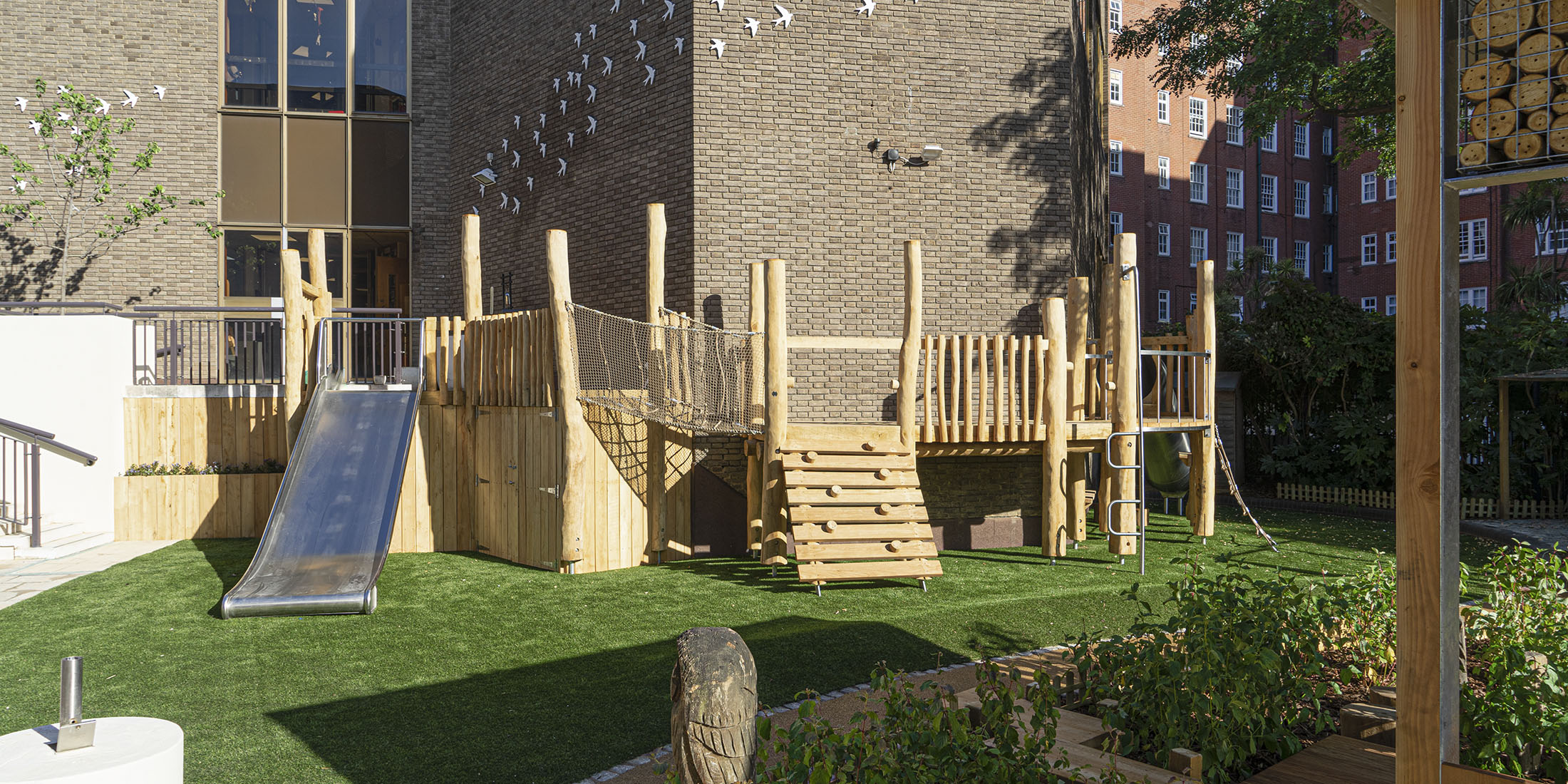 natural playgrounds american school