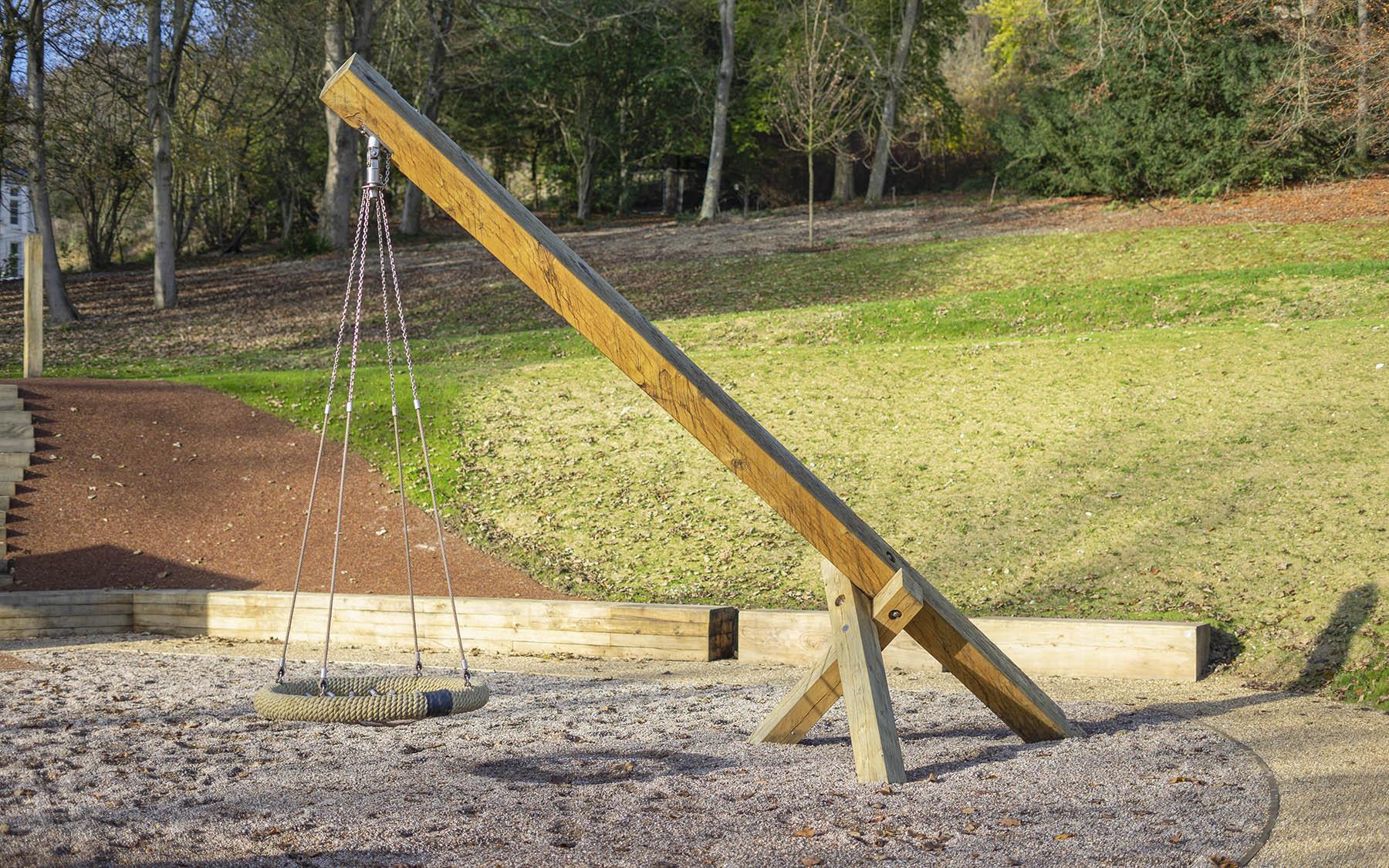 playground swings playground equipment